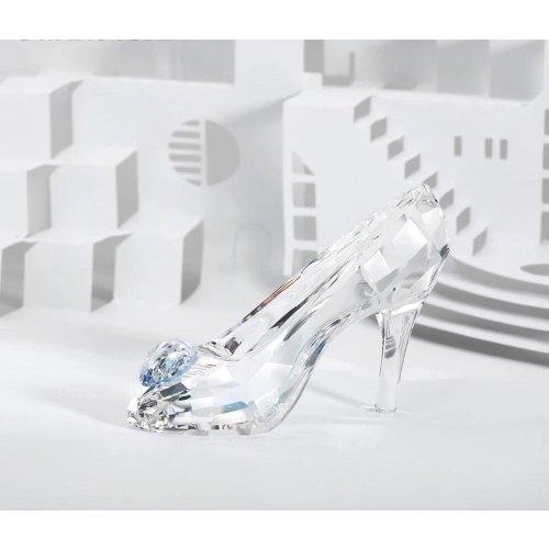灰姑娘水晶鞋摆