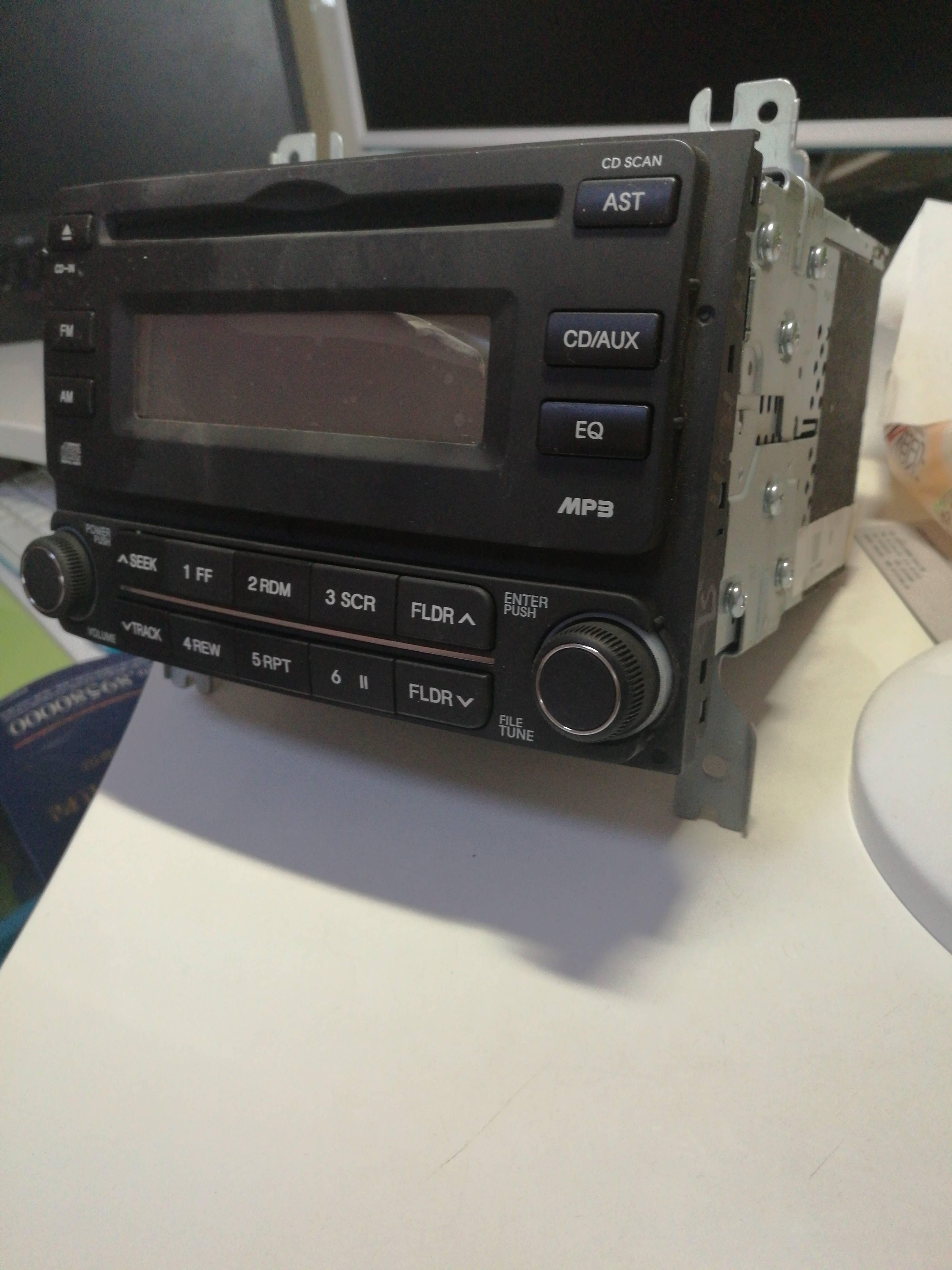 汽车原装cd机