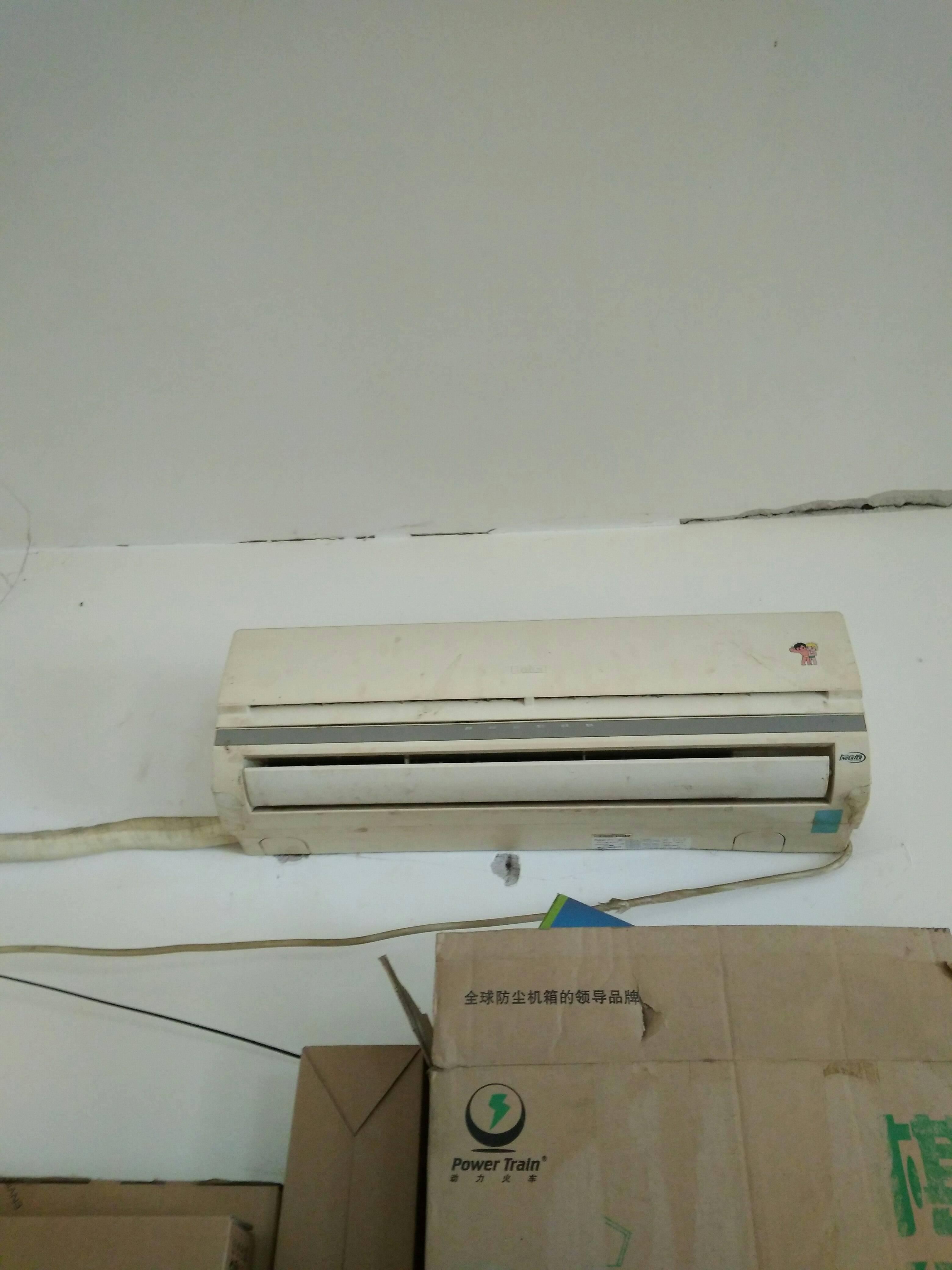 09年海尔空调1.2p