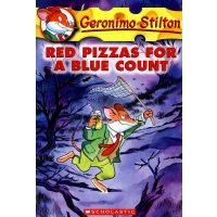 Red Pizzas for a Blue Count(Geronimo Stilton #07)老鼠记者7I...