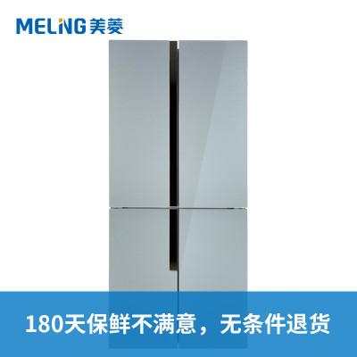 美菱冰箱BCD-502WUP9B凯撒灰