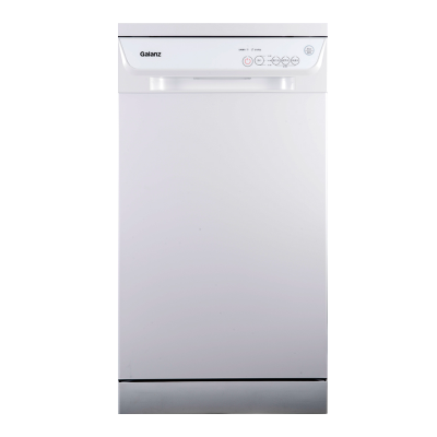 自营 格兰仕Galanz洗碗机W45A1A401D独立式嵌入式两用9套全自动消毒柜烘干一体冼刷碗大容量免安装