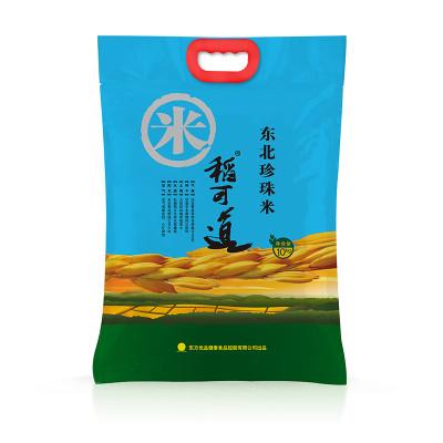 稻可道 粳米 东北大米 东北珍珠米 10KG