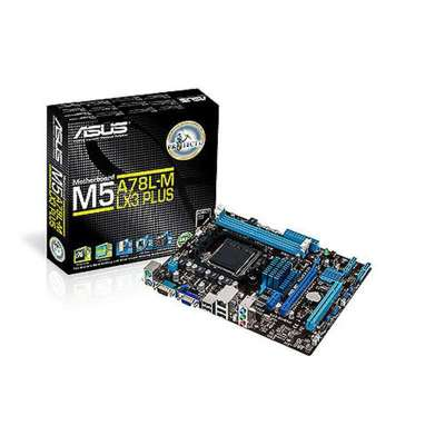 ASUS/华硕 M5A78L-M LX3 PLUS(AMD 760G/Socket AM3+)主板