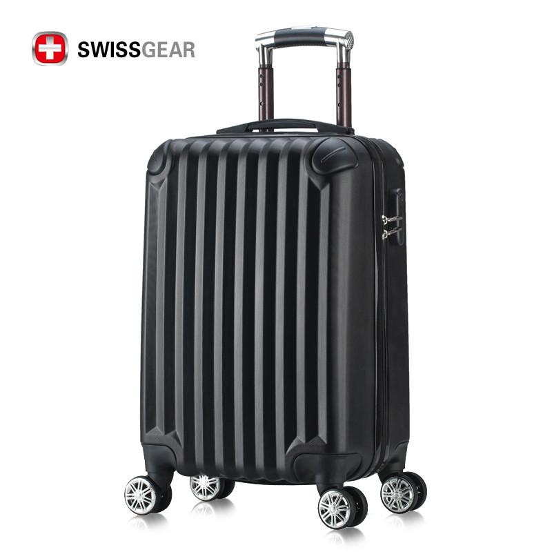 SWISSGEAR 瑞士军刀 万向轮行李箱 20寸 99元包邮
