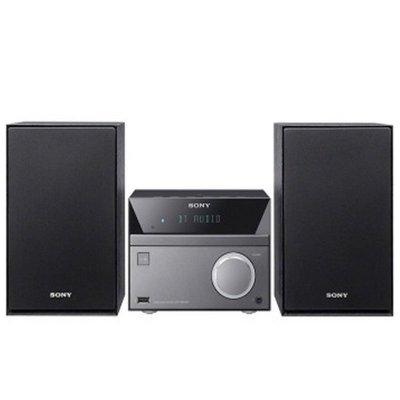 Sony/索尼 CMT-SBT40D迷你DVD组合音响家庭卧室蓝牙无线书桌音箱